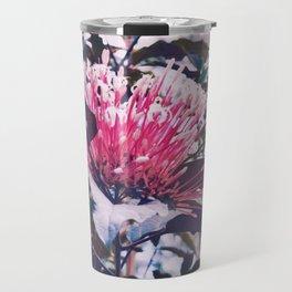 Garden Flower Travel Mug