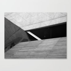 pression Canvas Print