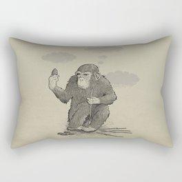 Precocious Rectangular Pillow