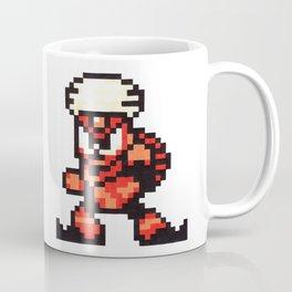 flame man Coffee Mug
