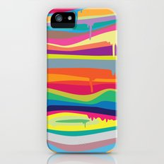 The Melting iPhone (5, 5s) Slim Case