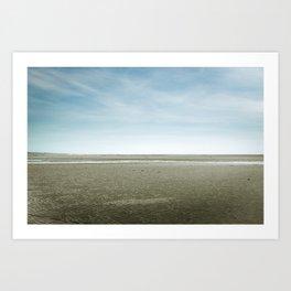 Open emptiness Art Print