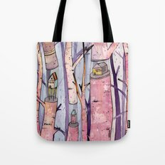 Safe House Tote Bag