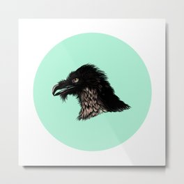 The Vulture. Metal Print