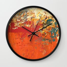 Transposing of the Waters Wall Clock