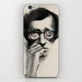 Woody Allen iPhone Skin