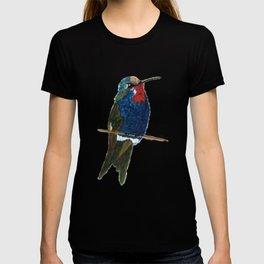 Blue-tufted Starthroat T-shirt