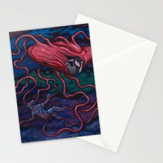 The Afterman Stationery Cards