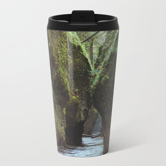 Oneonta Gorge Metal Travel Mug