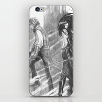 castlevania iPhone & iPod Skins featuring castlevania by Oxxygene