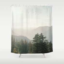 Yosemite Collection I Shower Curtain