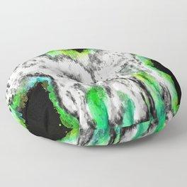 splatter Floor Pillow