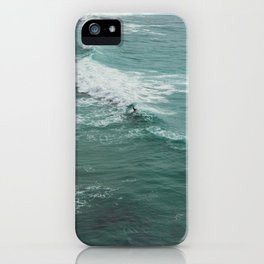Hang 10  iPhone Case