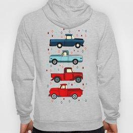 Winter Vintage Trucks Hoody