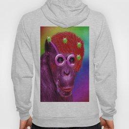 Crazy monkey Hoody