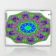 mosaic mandala Laptop & iPad Skin