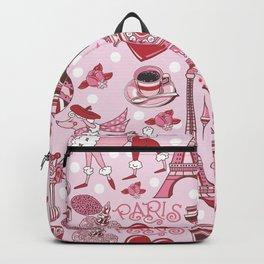 Paris 101 Backpack