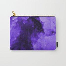 Eagle Nebula Ultraviolet Carry-All Pouch