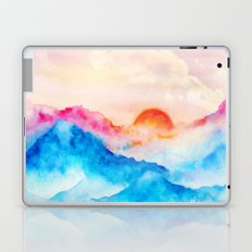 Sunset w.01 Laptop & iPad Skin