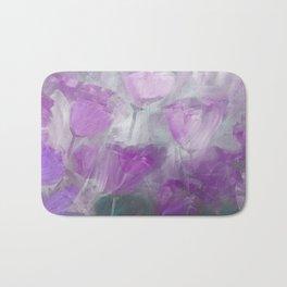 Shades of Lilac Bath Mat