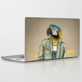 I was a Parrot before it was Cool Laptop & iPad Skin