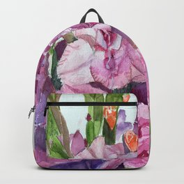 Gladiolus Forest  Backpack