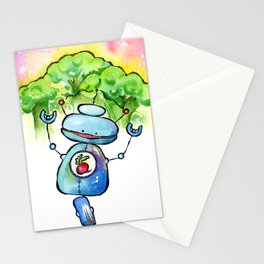 Beet Bot Stationery Cards