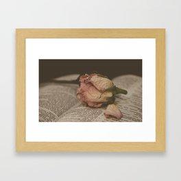 Heal My Broken Heart 2 Framed Art Print