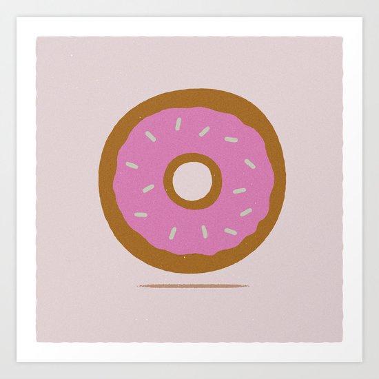 Sprinkles. Art Print
