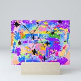 VAR Bright Mini Art Print