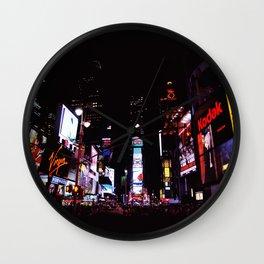 N.Y.C. Wall Clock