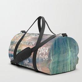 A Sea of Sin Duffle Bag
