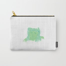 Alessi's Ark, another portrait I made, for purchasing here Carry-All Pouch