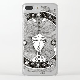 Star Maker Clear iPhone Case
