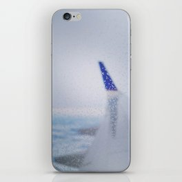 in the air iPhone Skin