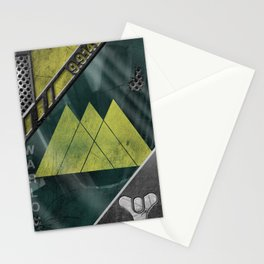 The Warlock Stationery Cards