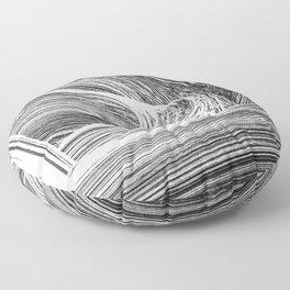 Trace Floor Pillow