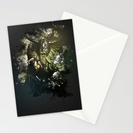 League of Legends OLAF Stationery Cards