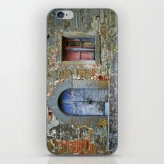 Old House in Italy iPhone & iPod Skin
