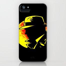 Detektif iPhone Case