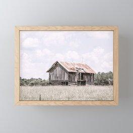 Saluda Barn No. 15 Framed Mini Art Print