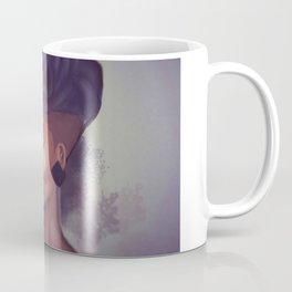 Purple Lady Coffee Mug