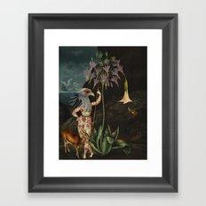 femina 2 Framed Art Print