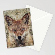 Fox II Stationery Cards