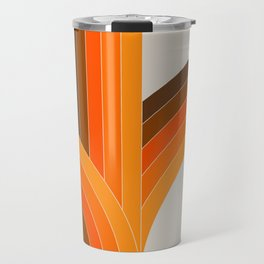 Bounce - Golden Travel Mug