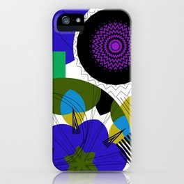 Graphik iPhone Case