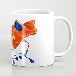 Poison Dart Frog Coffee Mug