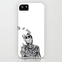 Wiz iPhone Case