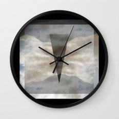 mirrorcell. Wall Clock