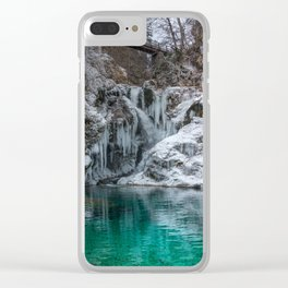 Tosca Clear iPhone Case